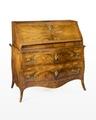 Sekretär, 1700-tal - Hallwylska museet - 110115.tif