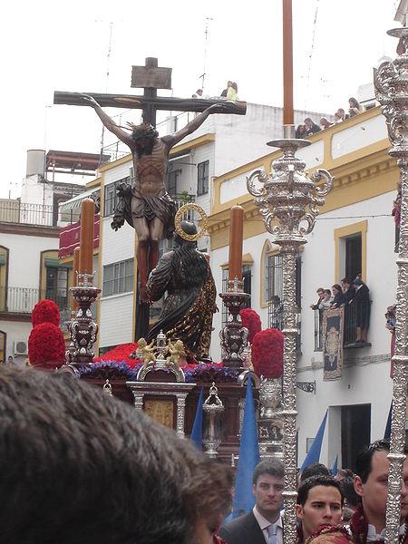 Santísimo Cristo de la Buena Muerte,  Foto: Lobillo. Commons