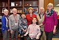 Senator Stabenow meets with representatives of the Parent Project Muscular Dystrophy (32781281061).jpg