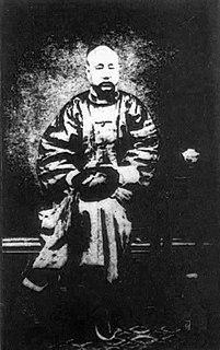 Sengge Rinchen Jasagh & Prince Bodlogotoi of the Horqin Left Rear Banner
