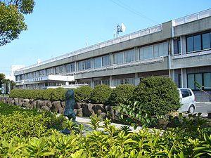 Sennan, Osaka - Image: Sennan city office