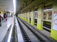 Seoul Subway 6 Gongdeok Station.jpg