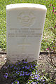 Sergeant L D Fuller gravestone in the Wagga Wagga War Cemetery.jpg