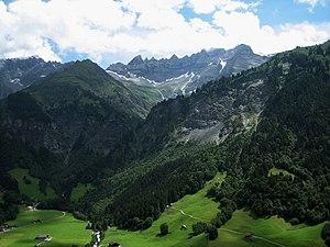 Elm, Switzerland - Sernftal valley