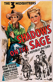 <i>Shadows on the Sage</i> 1942 film by Lester Orlebeck