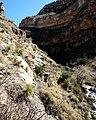 Sheer walls in upper Dog Canyon (5508081075).jpg