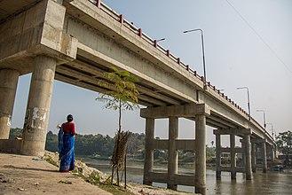 Narail District - Sheikh Rasel Bridge, Narail