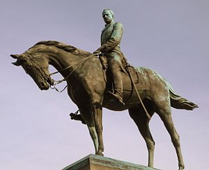 General William Tecumseh Sherman Monument - Image: Sherman monument in DC crop