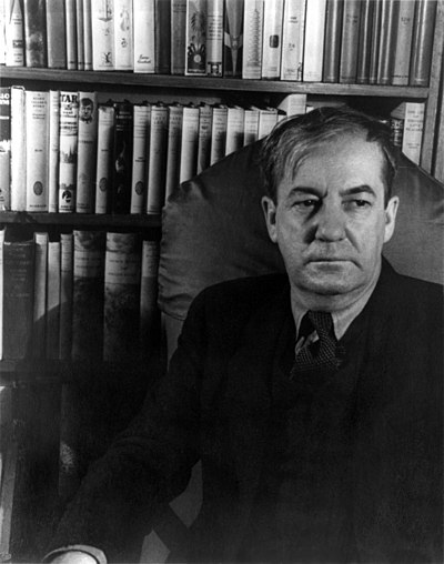 Picture of an author: Sherwood Anderson