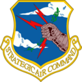 Shield Strategic Air Command - Kincheloe Air Force Base