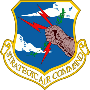Larson Air Force Base - Image: Shield Strategic Air Command