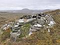 Shieling hut, Gearraidh a' Sgurain, Isle of Lewis - geograph.org.uk - 6176979.jpg