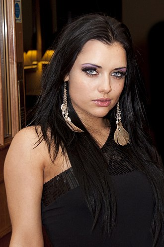 Shona McGarty - McGarty in 2011