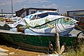 Shoreham-by-Sea houseboat, Riverside Moorings, West Sussex 06.jpg