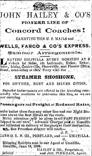 Shoshone (Snake River sternwheeler)