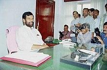 Ram Vilas Paswan Wikipedia