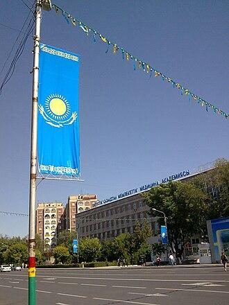 Shymkent - Image: Shymkent 6