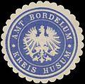 Siegelmarke Amt Bordelum Kreis Husum W0360478.jpg