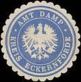 Siegelmarke Amt Damp Kreis Eckernförde W0360443.jpg