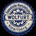 Siegelmarke Gemeinde-Vorstehung Wolfurt - Vorarlberg W0261568.jpg