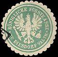 Siegelmarke Königliche Forstkasse zu Diesdorf in der Altmark W0247039.jpg