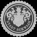 Siegelmarke Stadt Schwaan W0391211.jpg