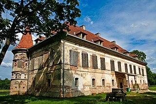 Siesikai Castle castle
