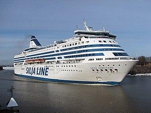 Wärtsilä Marine - Image: Silja Serenade