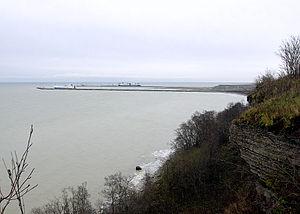 Sillamäe - Image: Sillamäe sadam
