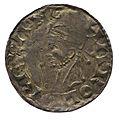 Silver penny of Harold II (YORYM 2000 1348) obverse.jpg