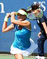 Silvia Njirić at the 2010 US Open.jpg