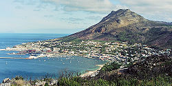 View of Simon's Town