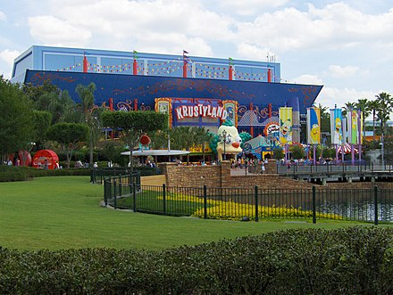 The Simpsons Ride at Universal Studios Florida. SimpsonsRide - Florida.jpg