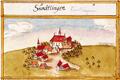 Sindlingen, Unterjettingen, Jettingen, Andreas Kieser.png