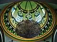 Singapore Abdul-Gaffoor-Moschee Innen Leuchter 1.jpg