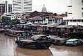 Singapur-02-Boote auf dem Singapur-River-1976-gje.jpg
