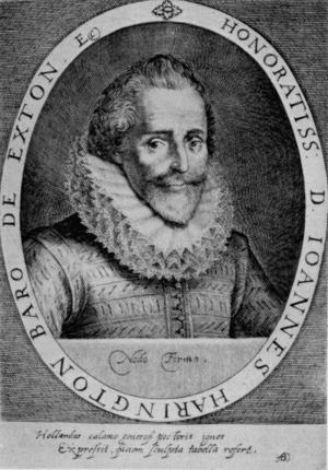 John Harington, 1st Baron Harington of Exton - Lord Harington