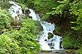 Sirogane waterfall - panoramio.jpg