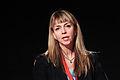 Siv Fridleifsdottir Framsoknarflokkurinn (F) Island. Nordiska radets session 2010.jpg