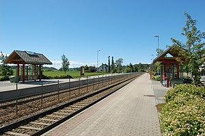 Skatval - Skatval Station