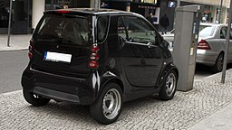 Smart Fortwo Falschparker