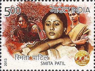 Smita Patil Indian actress