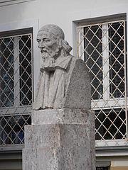 Bust of Comenius