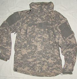 Level 5 (Soft Shell, Cold Weather, Jacket)