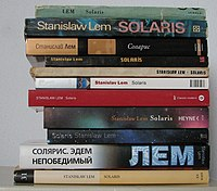 Solaris, various editions 02.jpg