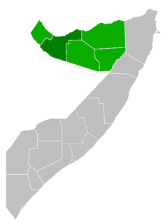 Place in Somaliland