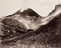 Sommer, Giorgio - Krater des Vesuv (Zeno Fotografie).jpg