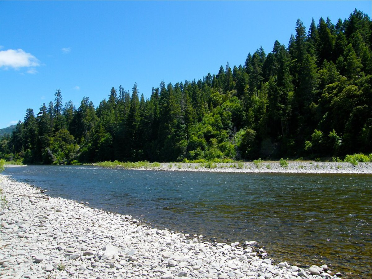 Benbow State Recreation Area - Wikipedia
