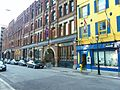 South side of Colborne Street, between Church Street and Leader Lane, Toronto - panoramio.jpg
