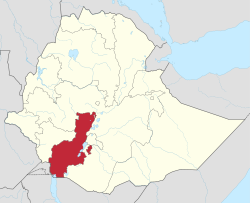 HAAM is located in Ethiopia